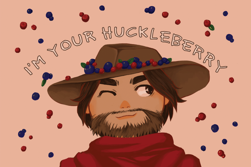 i'm-you're-huckleberry-postcard-rgb